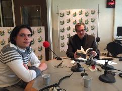 Waleed El Husseini au micro de Michel Zerbib sur Radio J